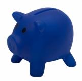 Skarbonka Piglet, niebieski z logo (R73949.04)