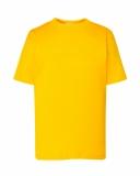 T-shirt dla dzieci 150 GOLD (TSRK 150 SY)