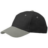 Slazenger 6 panelowa czapka z paskiem ściągającym (13403801)