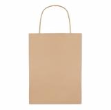 PAPER SMALL Papierowa torebka ozdobna mała z nadrukiem (MO8807-13)