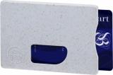 Organizer na karty z zabezpieczeniem RFID Straw (13510101)
