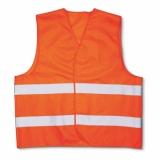VISIBLE Kamizelka bezpieczeństwa z logo (MO8062-10)