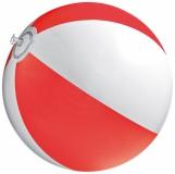 Dmuchana piłka plażowa 26 cm z logo (5105105)