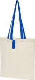 Składana torba na zakupy Nevada wykonana z bawełny o gramaturze 100 g/m &sup2 (12049201)