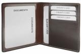Etui na dokumenty i karty kredytowe TAYLOR (07220-09)
