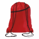 BIGSHOOP Duży worek zamykany na sznurki z logo (MO8773-05)