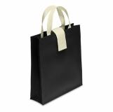 FOLBY Składana torba na zakupy z logo (IT3835-03)