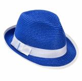 Damski kapelusz Baldinini z logo (HB5741B)