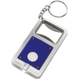 Brelok do kluczy, otwieracz do butelek z lampką LED (V5004-11)