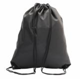 Plecak promocyjny, czarny z logo (R08695.02)