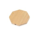 Bambusowa ładowarka bezprzewodowa 5W (V0330-00)