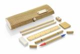 Piórnik bambusowy naturalny (17620-17)