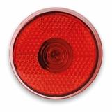BLINKIE Okrągła migająca lampka LED z logo (MO8516-05)