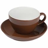 Filiżanka do cappuccino z logo (8344001)