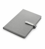 Notes z pamięcią USB 8GB szary, 80 kartek (17650-14)