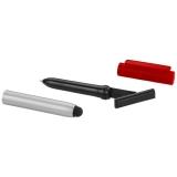 Długopis ze stylusem i czyścikiem do ekranów Robo (12358302)