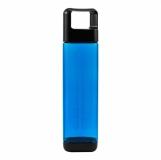Bidon Feelsofine 800 ml, niebieski z logo (R08252.04)