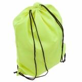 Plecak promocyjny, żółty z nadrukiem (R08695.03)
