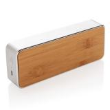 Bambusowy głośnik bezprzewodowy 3W Nevada (P329.212)