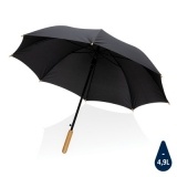 "Bambusowy parasol automatyczny 23"" Impact AWARE rPET (P850.651)"