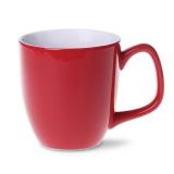 Kubek AMERICANO DUO 450 ml czerwony (M107IM_EA_A0450_0)