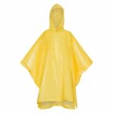 Peleryna przeciwdeszczowa dla dzieci Drizzlefree, żółty z logo (R74036.03)