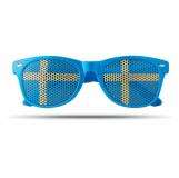 FLAG FUN Okulary przeciwsłoneczne z logo (MO9275-04)