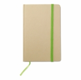 EVERNOTE Notes z recyklingu z logo (MO7431-48)