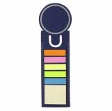 Karteczki samoprzylepne, zakładka do książki, linijka (V2542-04)