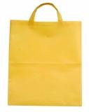 Torba eko na zakupy, żółty z nadrukiem (R08456.03)