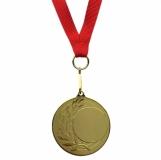 Medal Athlete Win, złoty z logo (R22173.79)