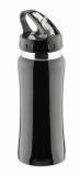 Bidon stalowy 550 ml czarny (17511-02)