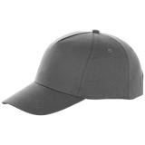 Elevate 5-panelowa czapka Brunswick (38655920)