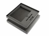 Pudełko czarne do 3 elementów (organizer + dług. + USB) (02015)