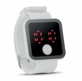REDTIME Zegarek LED z logo (MO8653-06)