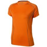 Elevate Damski T-shirt Kingston z krótkim rękawem z tkaniny Cool Fit odprowadzającej wilgoć (39014335)