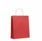 PAPER TONE M Średnia prezentowa torba z logo (MO6173-05)