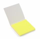 Karteczki elektrostatyczne STATIC żółty (17826-12)