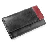Portfel ALEXANDRA czerwony (07035-04)