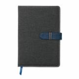 BISNOTE Notes A5 w tekstylnej oprawie  (MO9679-04)