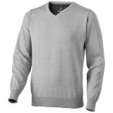 Elevate Męski pulower Spruce w dekoltem w serek (38217960)