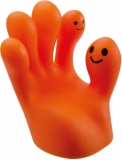 Stojak na wizytówki CrisMa Smile Hand z logo (2342310)