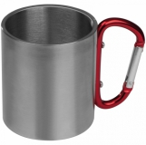 Metalowy kubek 200 ml z logo (8136705)