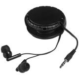 Słuchawki douszne Windi z opakowaniem na kabel (10822405)