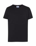 T-shirt dla dzieci 190 BLACK (TSRK 190 BK)