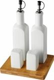 AVENUE Stołowy zestaw pojemników na przyprawy Mateo (11300000)