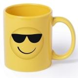 "Kubek 400 ml ""uśmiechnięta buzia"" (smile) (V8929-08C)"