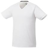 Elevate T-shirt Amery z krótkim rękawem z dzianiny Cool Fit odprowadzającej wilgoć (39025010)