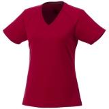 Elevate Damski t-shirt Amery z krótkim rękawem z dzianiny Cool Fit odprowadzającej wilgoć (39026250)