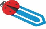 Zakładka Ladybug, niebieski z nadrukiem (R73987)